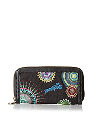 Desigual Cartera Tdouble Zip Around L