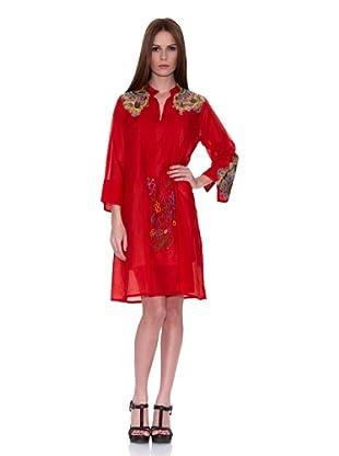 HHG Vestido Lisboa (Rojo)