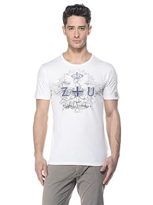 Zu-Elements Camiseta Percival (Blanco)