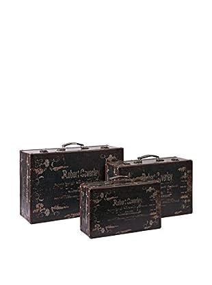 Set of 3 Walden Suitcases