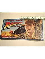 Parker Brothers 1982 Indiana Jones And The Raiders Of The Lost Ark Board Game