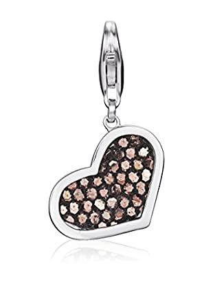 Esprit Silver Charm S925 Glam Heart Sterling-Silber 925