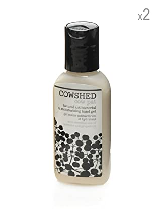 Cowshed Set 2 Gel de Mano Hidratante Cow Pat 50 ml (u)