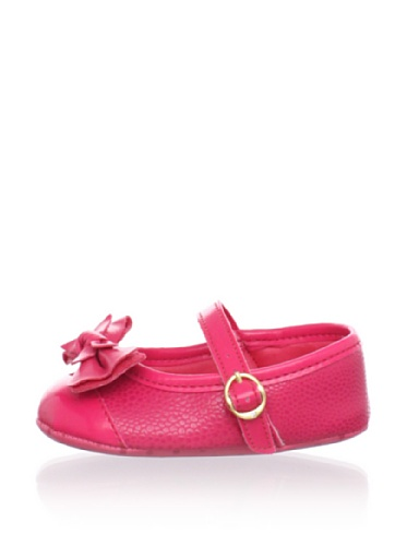 Pampili Kid's Bow Tie Bootie (Pink)