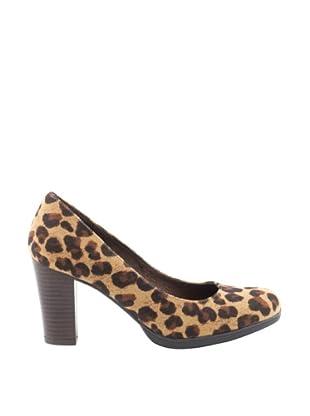 Liberitae  Zapatos Salón  Patín (Leopardo)