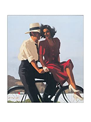 Artopweb Panel Decorativo Vettriano Lazy Hazy Days 53x46 cm Multicolor