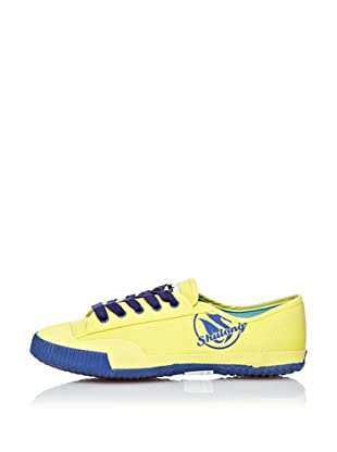 Shulong Zapatillas Shustreet Low Plus (Amarillo / Marino)