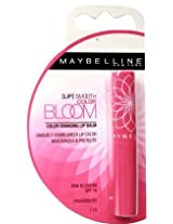 Maybelline Lip Smooth Color Bloom SPF 16, Pink Blossom 1.7g (0.06 Ounce)