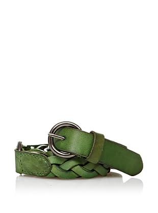 Sándalo Cinturón Arandela (Verde)