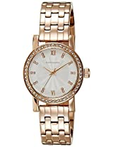 Giordano Analog White Dial Women's Watch - 2729-33