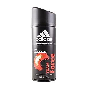 Adidas Team Force Deo Men's Body Spray