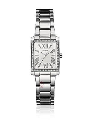 Guess Reloj de cuarzo Woman Plata 8 mm