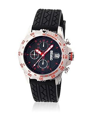 Breed Reloj con movimiento cuarzo japonés Brd6304 Negro 42  mm
