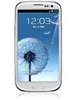Samsung Galaxy S3 GT-I9300 (Marble White, 16GB)