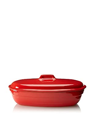 COLI 3.25-Qt. Oval Roasting Pot (Red)