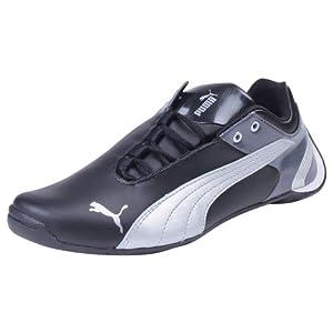 Puma Kids Future Cat M2 Jr Sports Shoe-Black