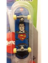 Spin Master 2015 Tech Deck DC Comics 3/6 - Superman Finger Skateboard
