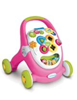 Smoby Cotoons Walk and Play, Multi Color