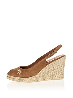US Polo Assn Wedges Elena (Braun)