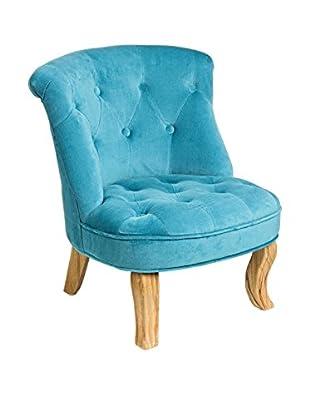 Special Home Sessel 2er Set Kids Elegance blau