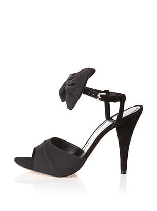 Paul & Joe Women's Garance Bow Sandal (Black)