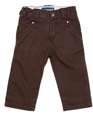 Timberland Kids Pantalón (Chocolate)