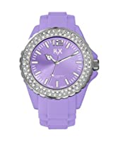 H2X Reef Stones Analog Lavender Dial Women's watch - SS382DL1
