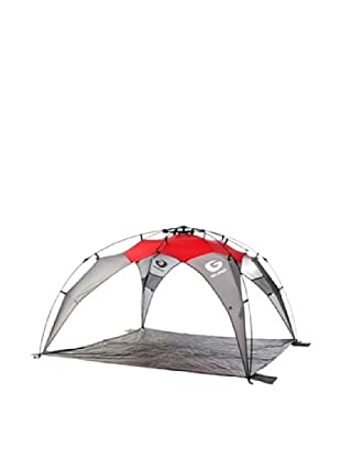 Guro Outdoor Nirvana Sun & Wind Shelter (Red/Grey)
