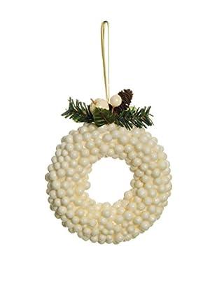 Evergreens Colgante Árbol Hanging Ring Crema