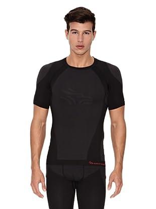 Grifone Camiseta Short Sleeve (Negro)