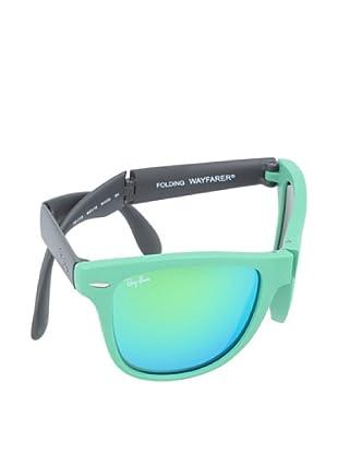 Ray-Ban Sonnenbrille Folding Wayfarer RB 4105 mehrfarbig DE 54 (54 mm)