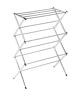 Honey-Can-Do Commercial Clothes-Drying Rack, Chrome