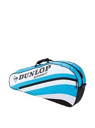 Dunlop Portaracchette Portaracchetta Club Da 3 Blu 1