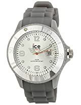 Ice-Watch Analog Silver Dial Unisex Watch - SI.SR.B.S.09