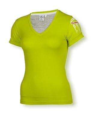 Chiemsee Camiseta Dietlinde (Pistacho)
