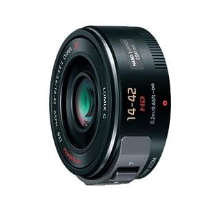 Panasonic デジタルカメラオプション マイクロフォーサーズシステム用交換レンズ Xレンズ 電動ズーム LUMIX G X VARIO PZ 14-42mm/F3.5-5.6 ASPH./POWER O.I.S. ブラック H-PS14042-K