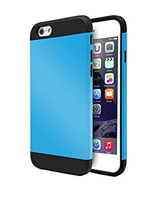 Unotec  Case iPhone 6 blau Blau