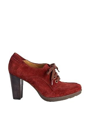 Paco Herrero Zapatos Mocasines Abotinados (Burdeos)