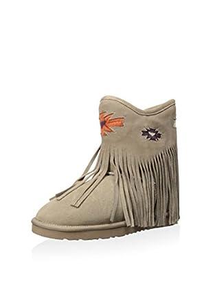 Koolaburra Women's Haley Ankle Deco Boot (Seta)