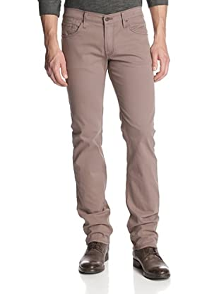 James Jeans Men's Travis Straight Leg Jean (Tuscan Taupe)