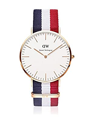 Daniel Wellington Reloj de cuarzo Man DW00100003 40 mm