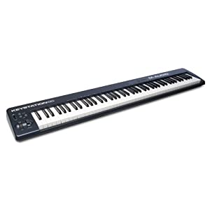 M-Audio Keystation 88 II USB Keyboard MIDI Controller