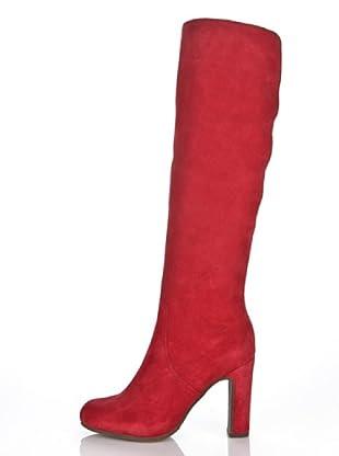 Scholl Botas Maelle (Rojo)