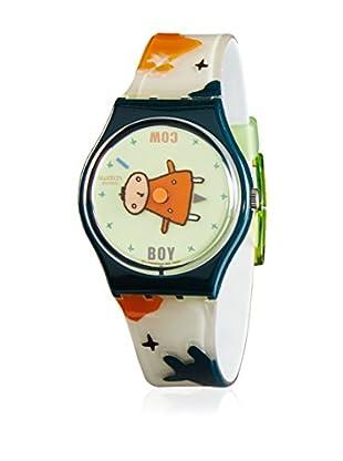 Swatch Quarzuhr Muuhh GG187  34 mm