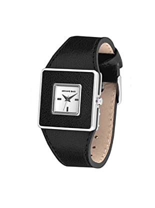 ARMAND BASI A0651L02 - Reloj de Señora movimiento de cuarzo con correa de piel Negra