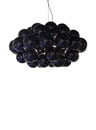 Innermost Beads Octo Pendant Light, Gloss Black