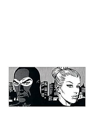 ArtopWeb Panel de Madera Insieme (Diabolik & Eva Kant)
