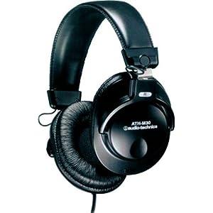 Audio Technica ATH-M30 Headphone