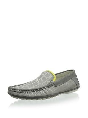 Calvin Klein Men's Donnie Moc Loafer (Grey)
