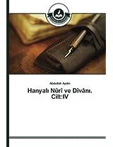 Hanyal Nuri Ve Divan . Cilt
